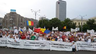 Protest Bucharest · 14.6.15 · Parakletos