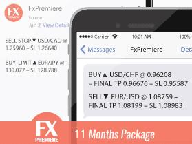 11 mjeseci Forex signali
