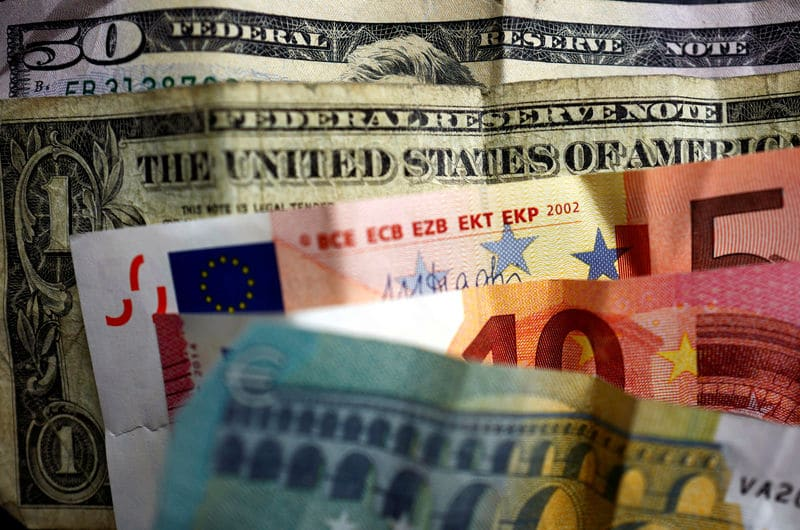 Dollar Edges Higher