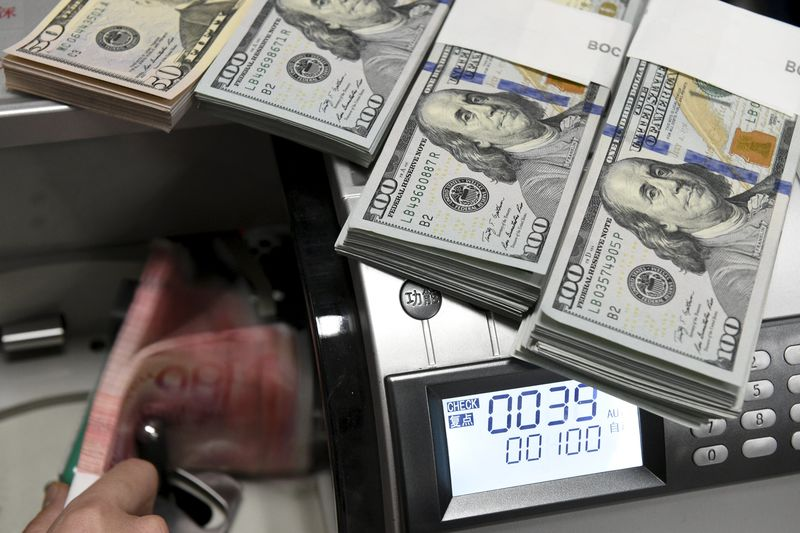 Dollar Slips to New Lows