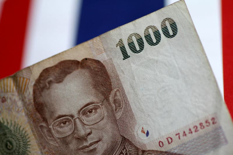 Forex Signals - Thai Baht is Asia's Top Outperformer