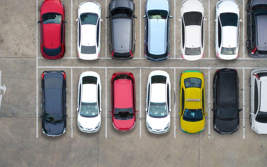 Forward-Thinking. Backward-Facing. Parking goes Backward?