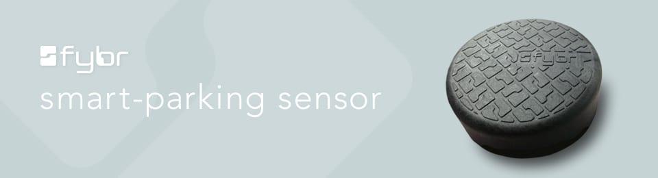 Fybr Smart Parking Sensor