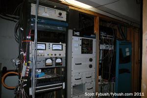 1320's transmitter racks