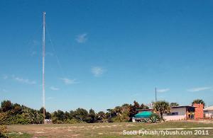 WSBB 1230's tower