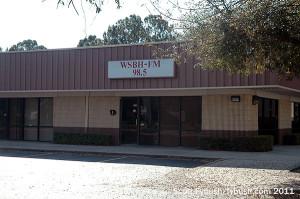 WSBH's studios