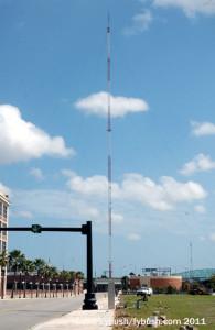The Renda FM tower