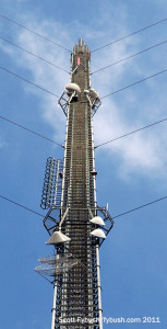 WMFE's antennas