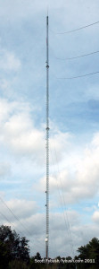 The WPOZ/WMFE tower