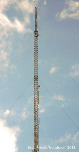 The Holiday FM tower