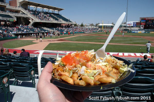 Lunch with the Isotopes