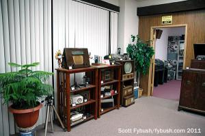 The KMIN/KDSK lobby