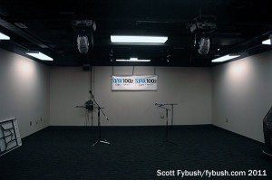 Live music studio
