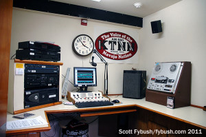 KTNN production room