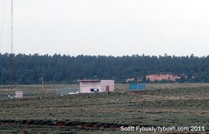 KTNN's transmitter building