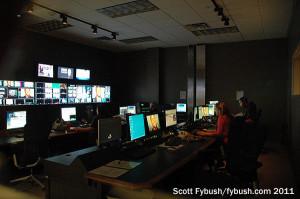 KTNV control room