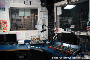 Another WRCT studio