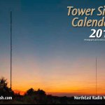 LIMITED EDITION -- 2014 Tower Site Calendar SIGNED AND NUMBERED