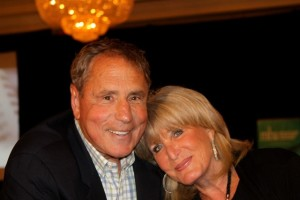 Bob Lobel and Susan Wornick