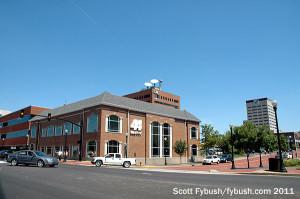 WEVV's Main Street building