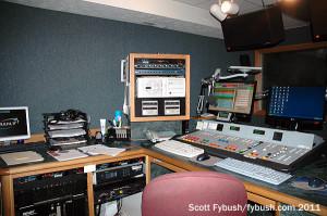 WHCC's studio
