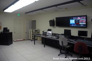 WNIN-TV master control