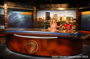 Not the new WHIO-TV news team