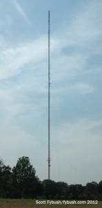 Crestwood FM tower