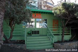 KISL's studio