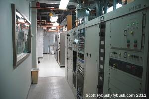 WAXQ's room, 2011