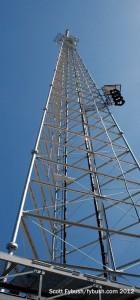 KCET's tower