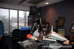 KSBL's studio