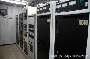 WLAD/WDAQ transmitters