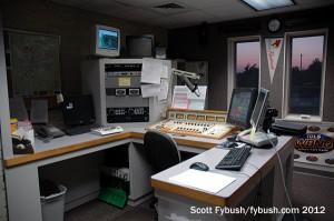 WBNQ's studio