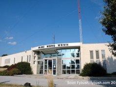 WJBC's building