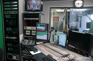 News booth
