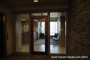 Oasis' lobby