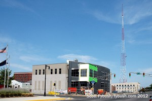 New and old WTHI-TV