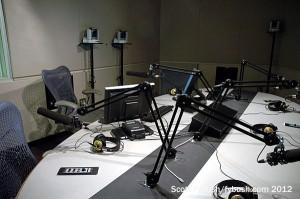 WCPN talk studio