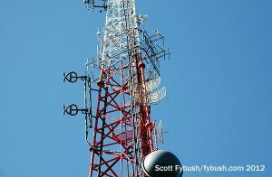WKGS' new antenna