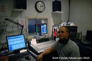 WMCE studio