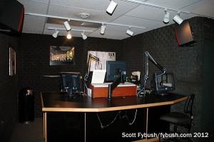 WXTA's studio