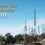 2013 Tower Site Calendar, Limited Edition