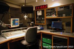 A WSKQ studio