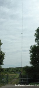 KSTP's day tower