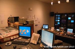 KAAL control room