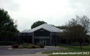KNXR's building