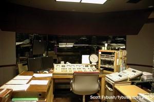 KNXR studio