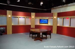 KSMQ's studio