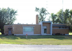 KFGO transmitter building